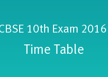 cbse-10th-timetable