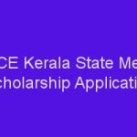 DCEScholarship State Merit Scholarship Application