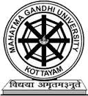 MG University Degree Admission 2017